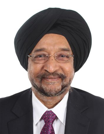 Raminder B. Singh